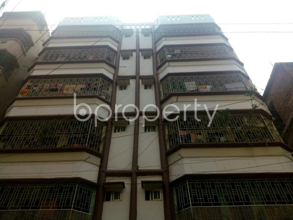 Front view - 2 Bed Apartment to Rent in Mirpur, Dhaka - 1867574