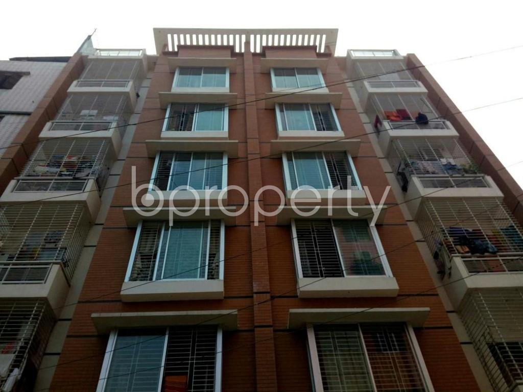 Front view - 2 Bed Apartment to Rent in Mirpur, Dhaka - 1867613