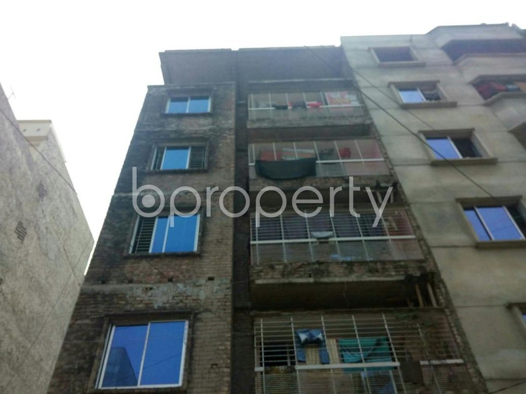 Front view - 2 Bed Apartment to Rent in Mirpur, Dhaka - 1867631