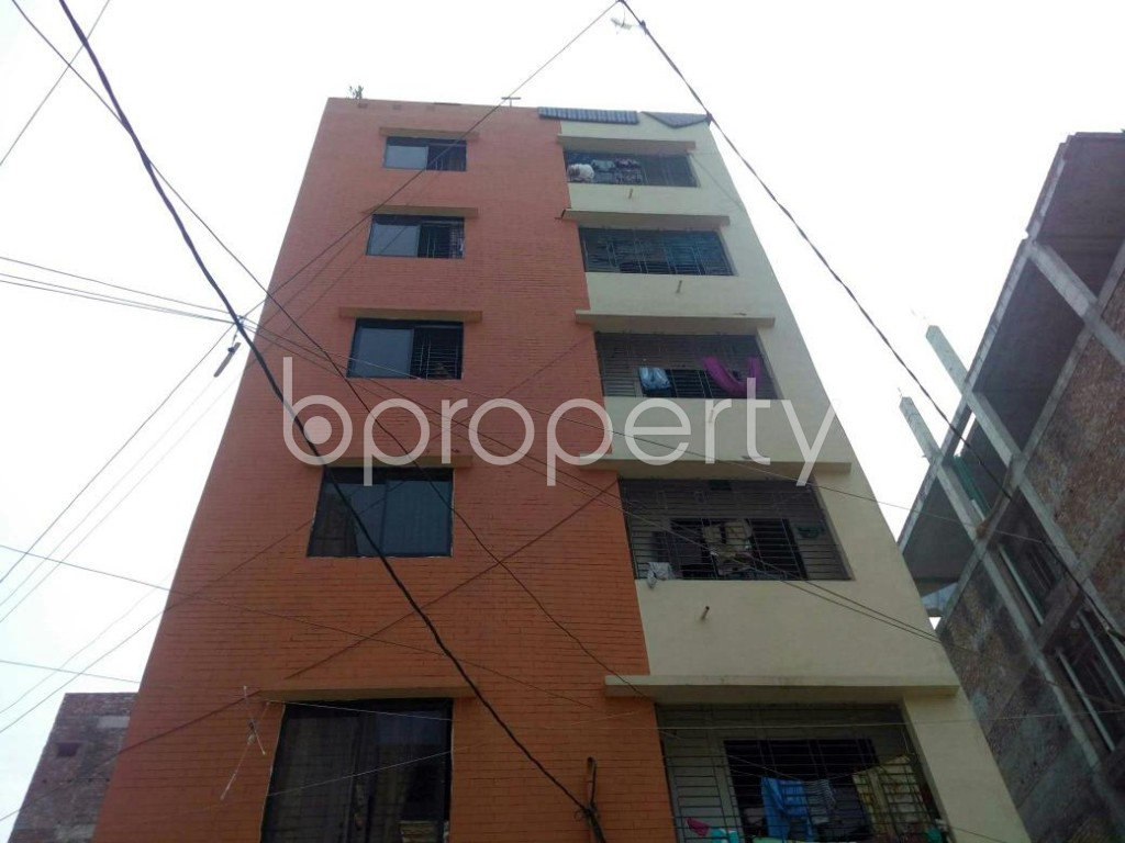 Front view - 2 Bed Apartment to Rent in Mirpur, Dhaka - 1867637