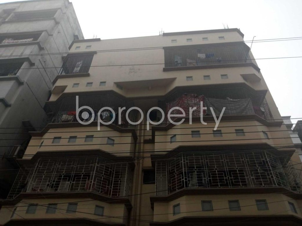 Front view - 2 Bed Apartment to Rent in Uttara, Dhaka - 1867646