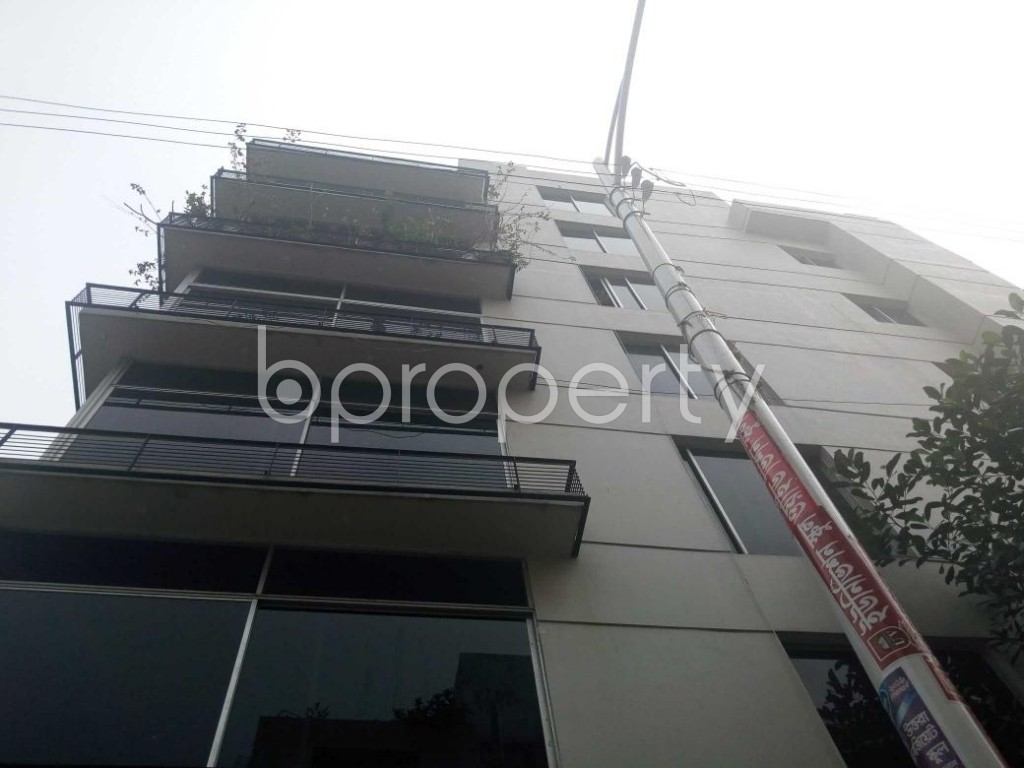Front view - 1 Bed Apartment to Rent in Uttara, Dhaka - 1867668