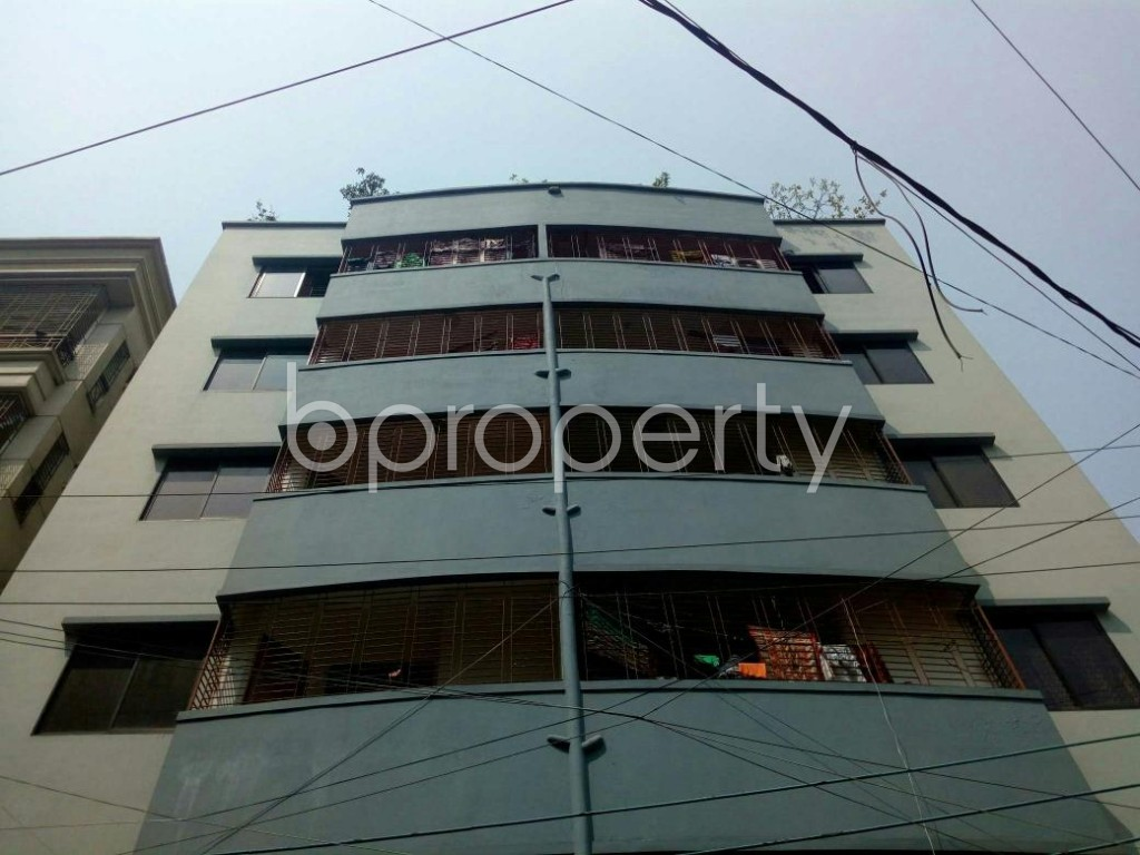 Front view - 3 Bed Apartment to Rent in Mirpur, Dhaka - 1867667