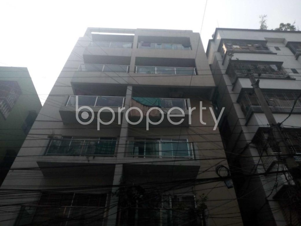 Front view - 1 Bed Apartment to Rent in Uttara, Dhaka - 1867671