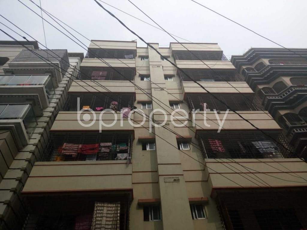 Front view - 2 Bed Apartment to Rent in Uttara, Dhaka - 1867672