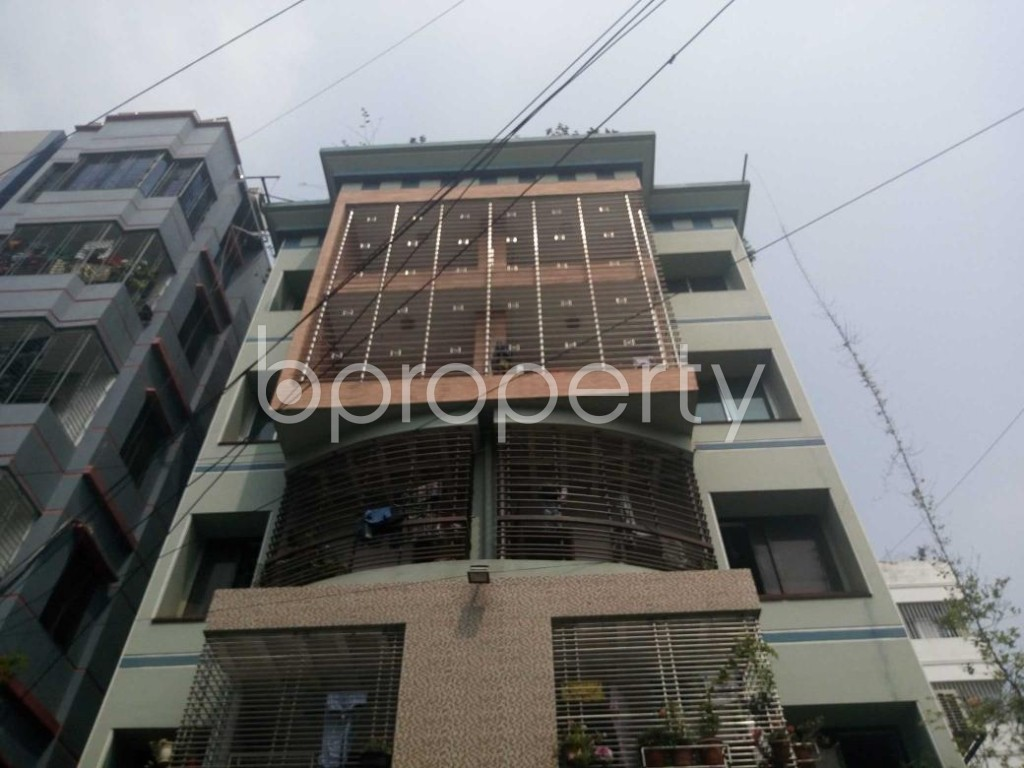 Front view - 3 Bed Apartment to Rent in Uttara, Dhaka - 1867675