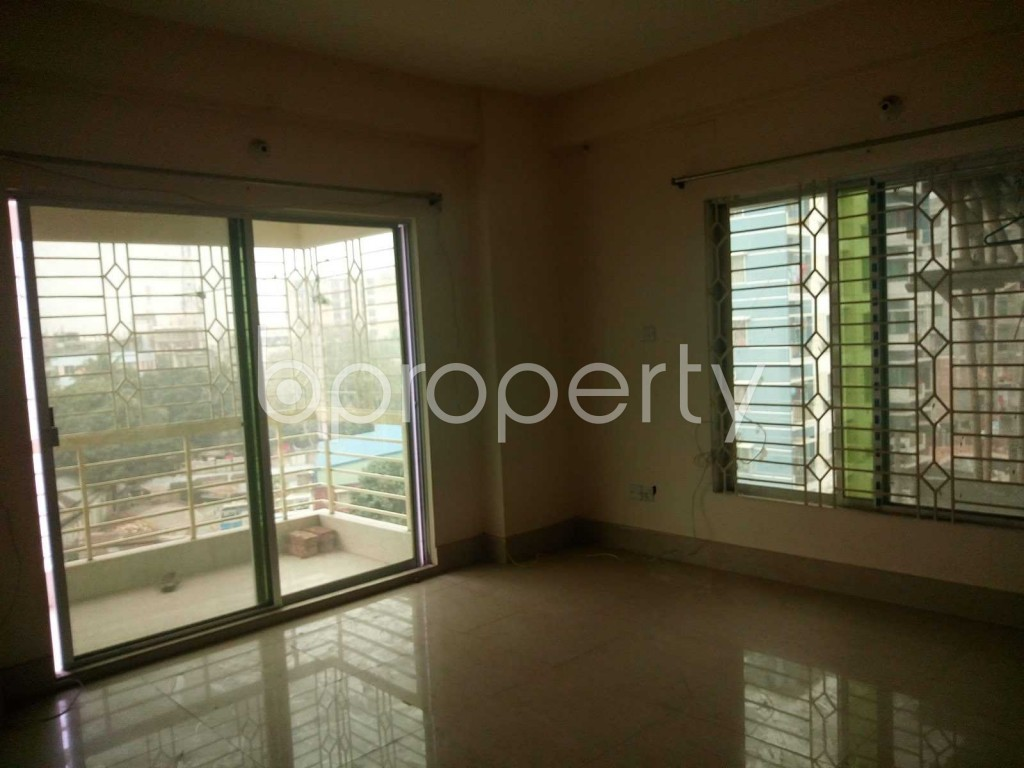 Bedroom - 3 Bed Apartment to Rent in Uttara, Dhaka - 1867678
