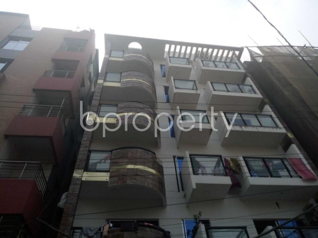 Front view - 3 Bed Apartment to Rent in Uttara, Dhaka - 1867681