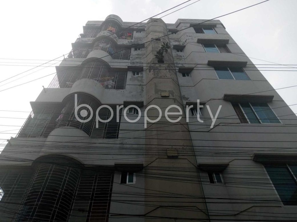 Front view - 3 Bed Apartment to Rent in Uttara, Dhaka - 1867711
