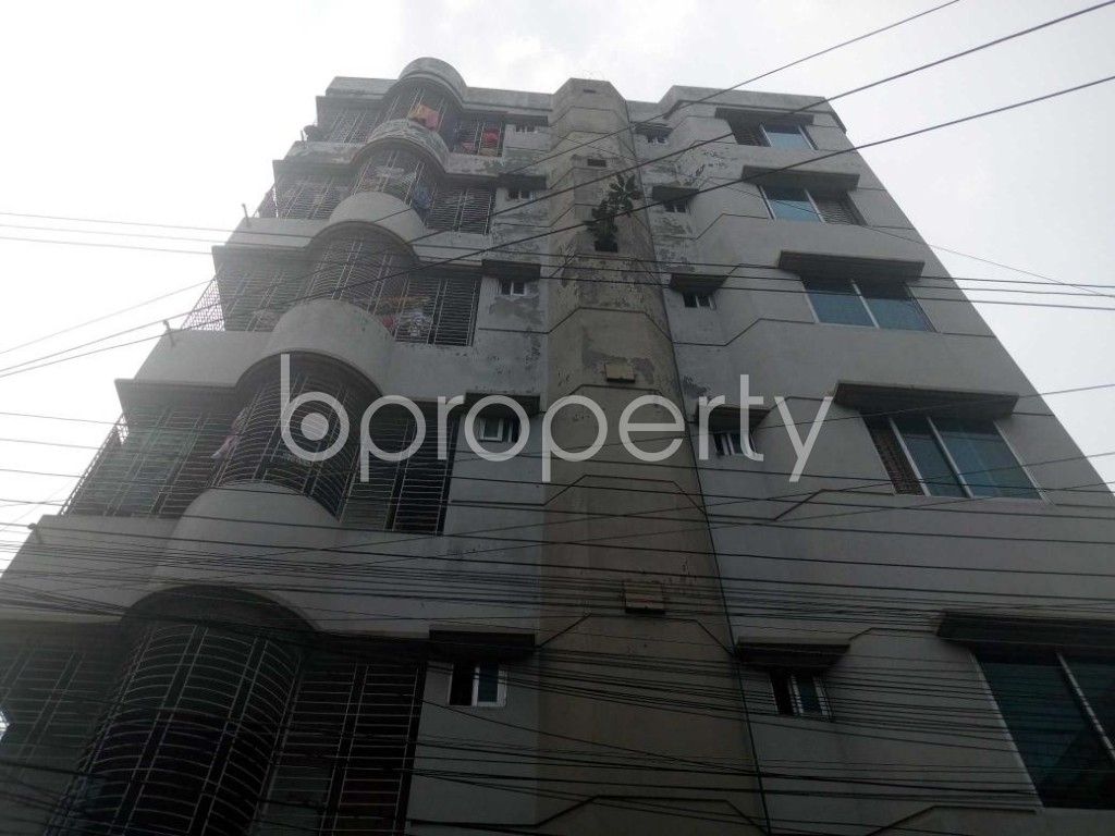 Front view - 3 Bed Apartment to Rent in Uttara, Dhaka - 1867713