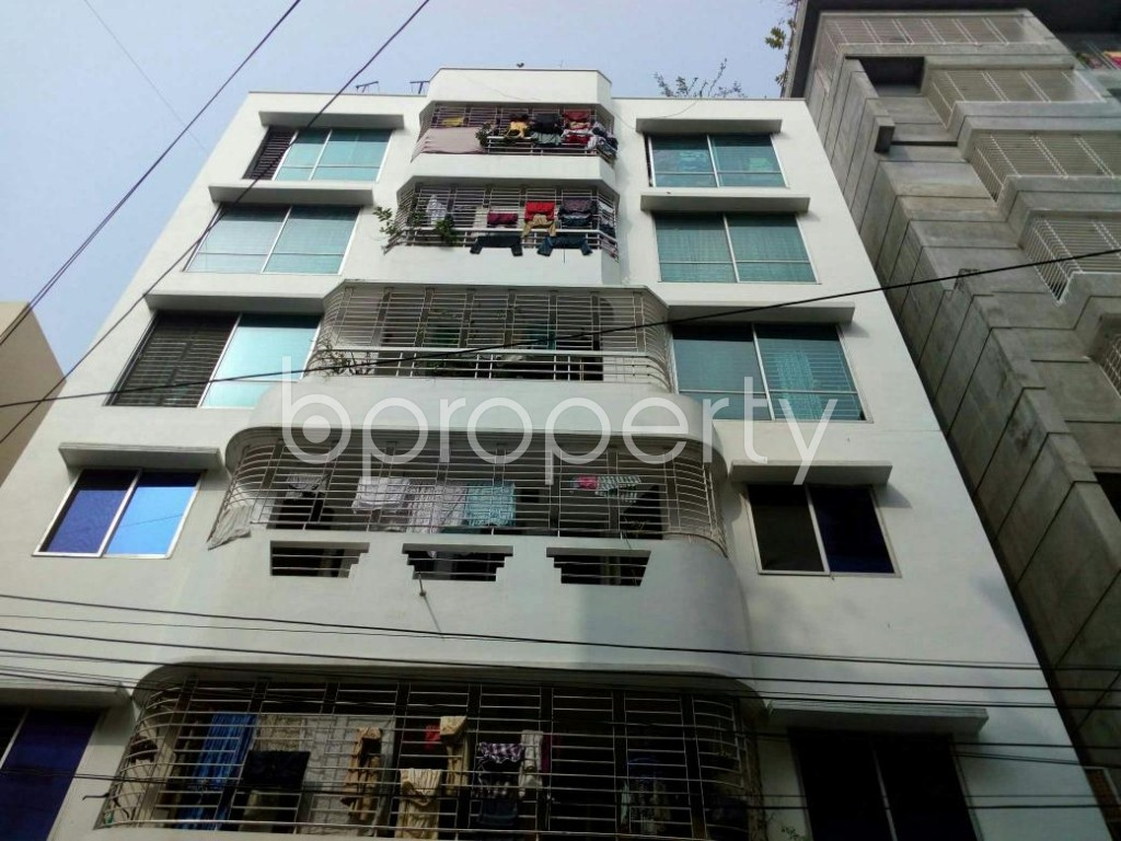Front view - 3 Bed Apartment to Rent in Uttara, Dhaka - 1867734