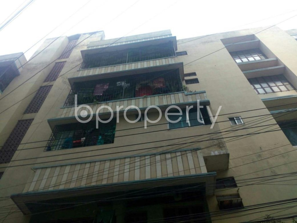 Front view - 2 Bed Apartment to Rent in Mirpur, Dhaka - 1867739