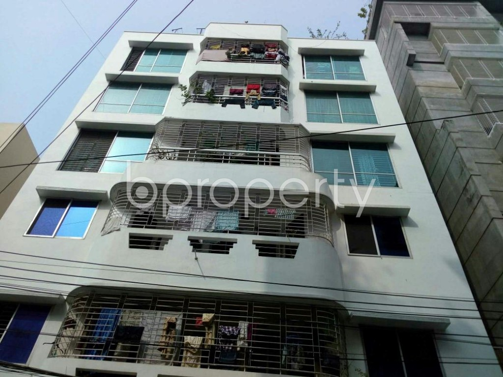 Front view - 2 Bed Apartment to Rent in Uttara, Dhaka - 1867735