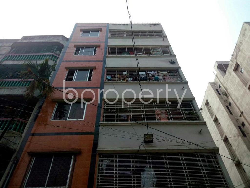 Front view - 2 Bed Apartment to Rent in Mirpur, Dhaka - 1867767