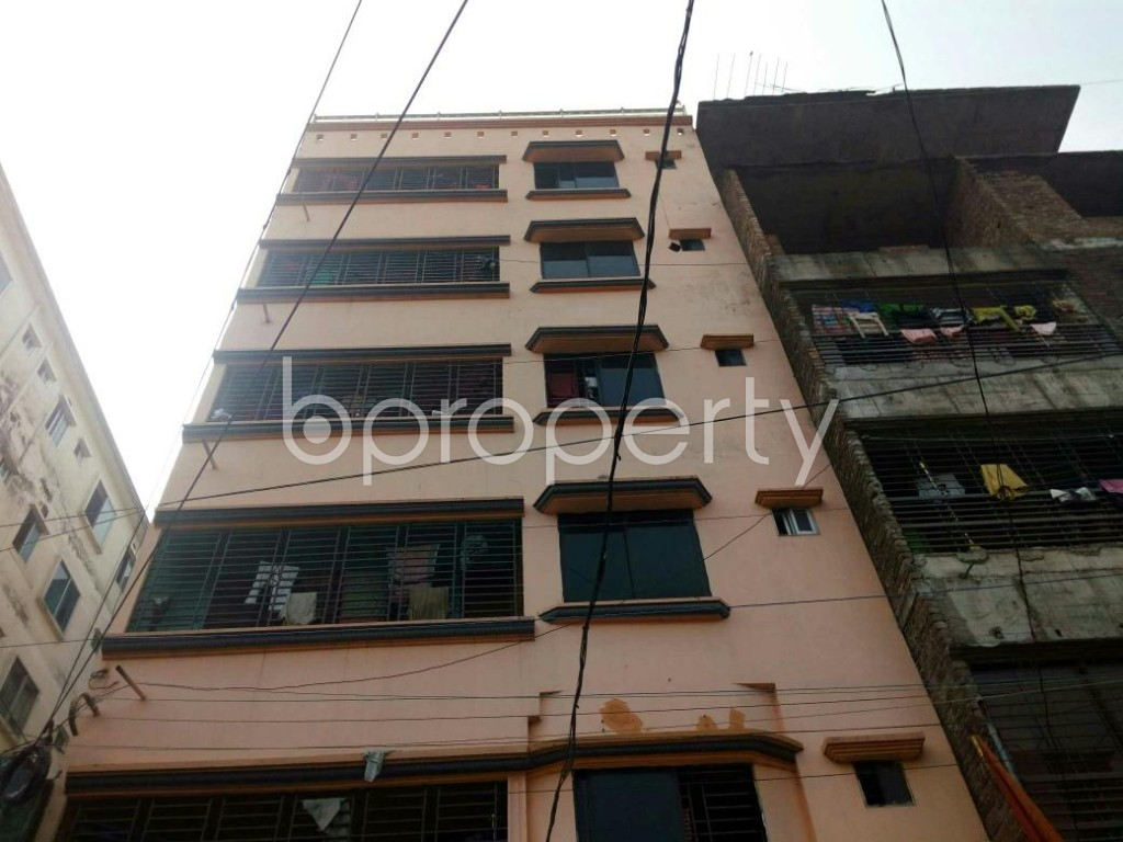 Front view - 2 Bed Apartment to Rent in Mirpur, Dhaka - 1867769