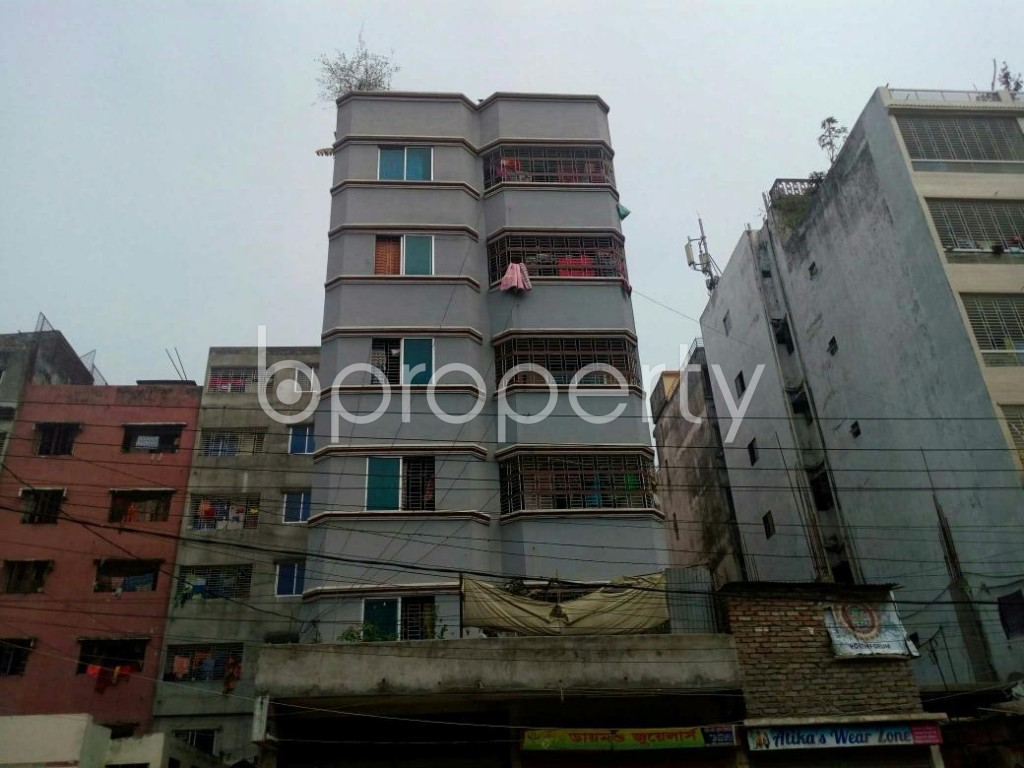 Front view - 2 Bed Apartment to Rent in Mirpur, Dhaka - 1867770