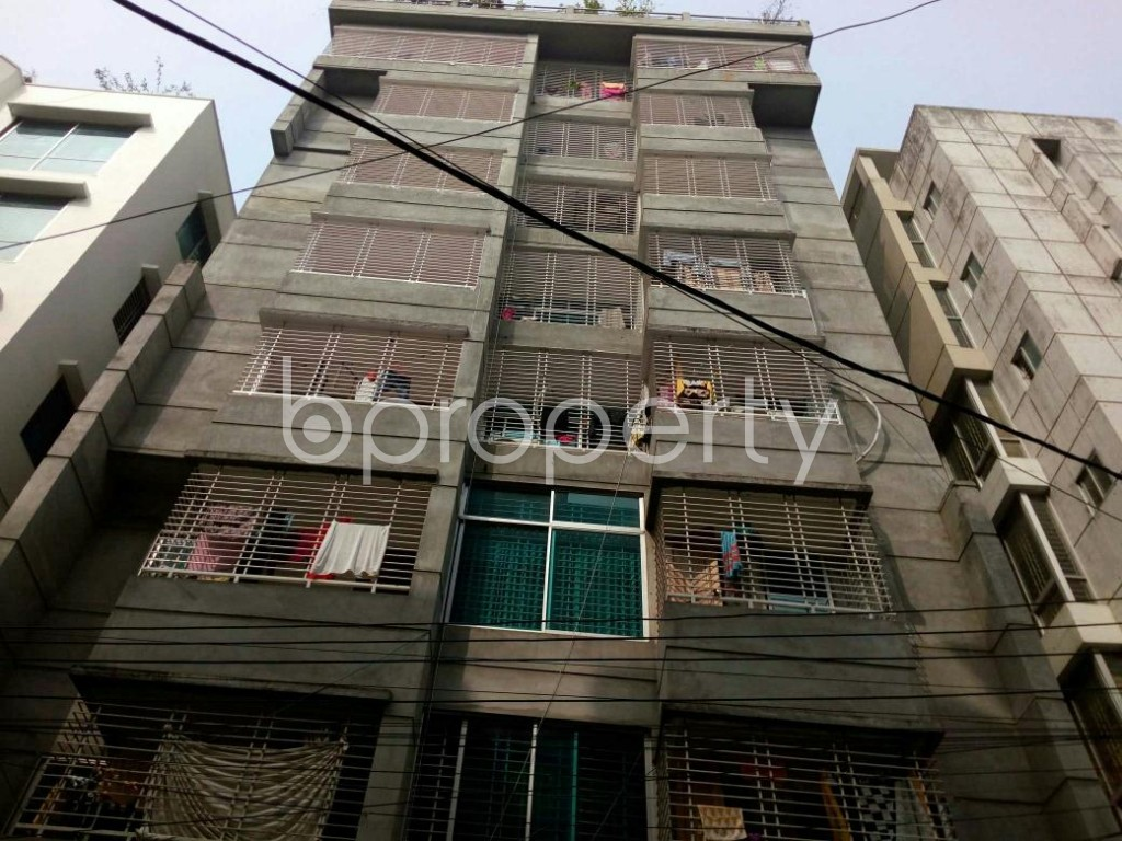 Front view - 2 Bed Apartment to Rent in Uttara, Dhaka - 1867788
