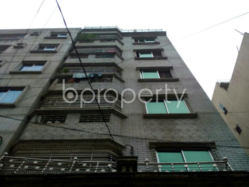 Front view - 2 Bed Apartment to Rent in Mirpur, Dhaka - 1867773