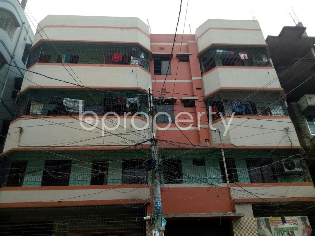 Front view - 2 Bed Apartment to Rent in Mirpur, Dhaka - 1867775