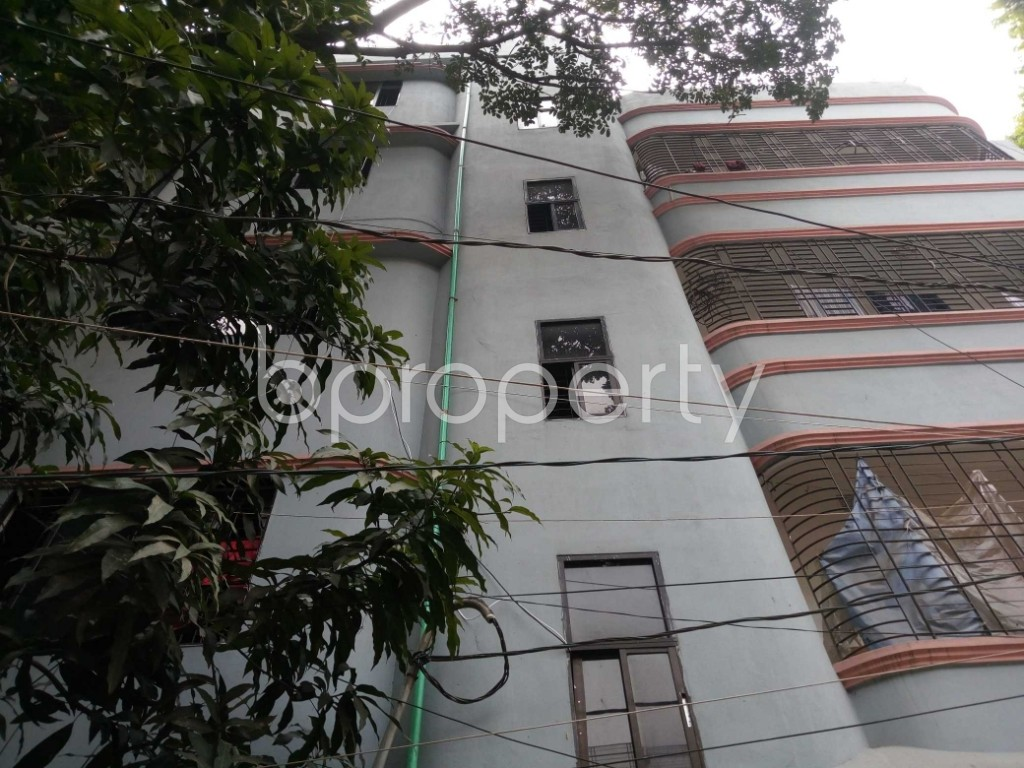Front view - 1 Bed Apartment to Rent in Mirpur, Dhaka - 1867840