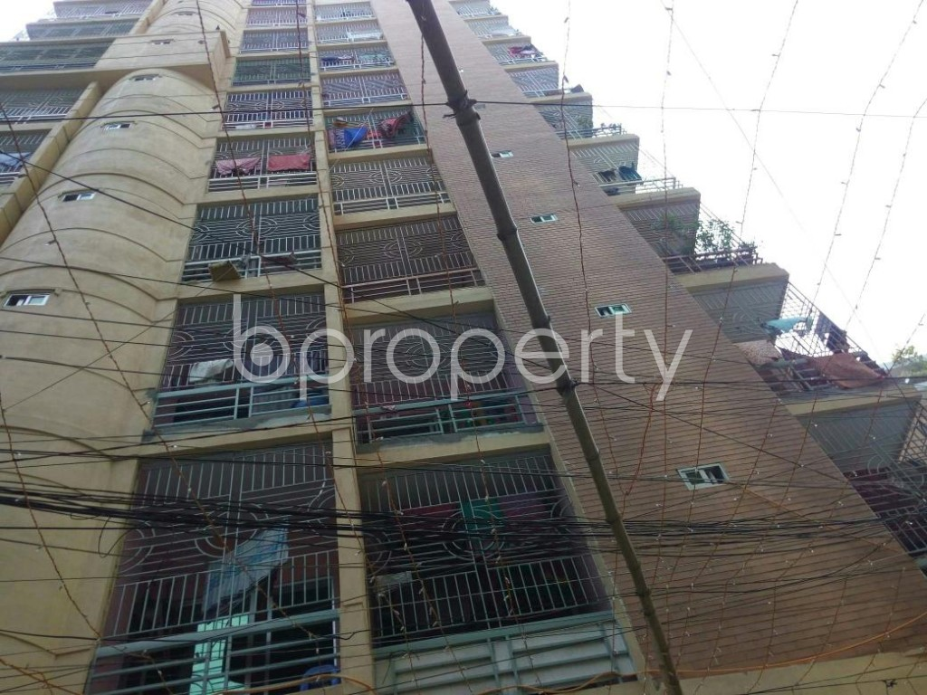 Front view - 3 Bed Apartment to Rent in Narayanganj, Narayanganj City - 1868067