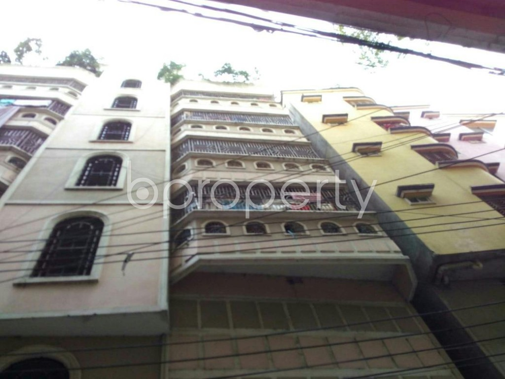 Front view - 3 Bed Apartment to Rent in Narayanganj, Narayanganj City - 1868232