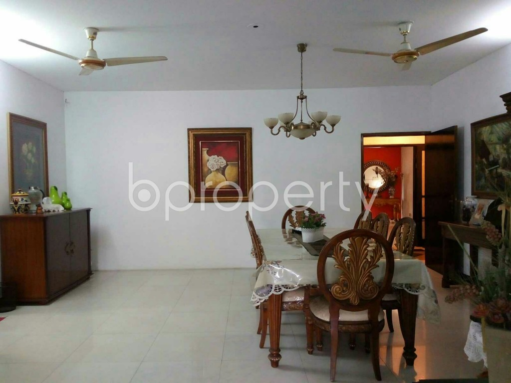 Dine/Dining - 4 Bed Apartment for Sale in Dhanmondi, Dhaka - 1868738