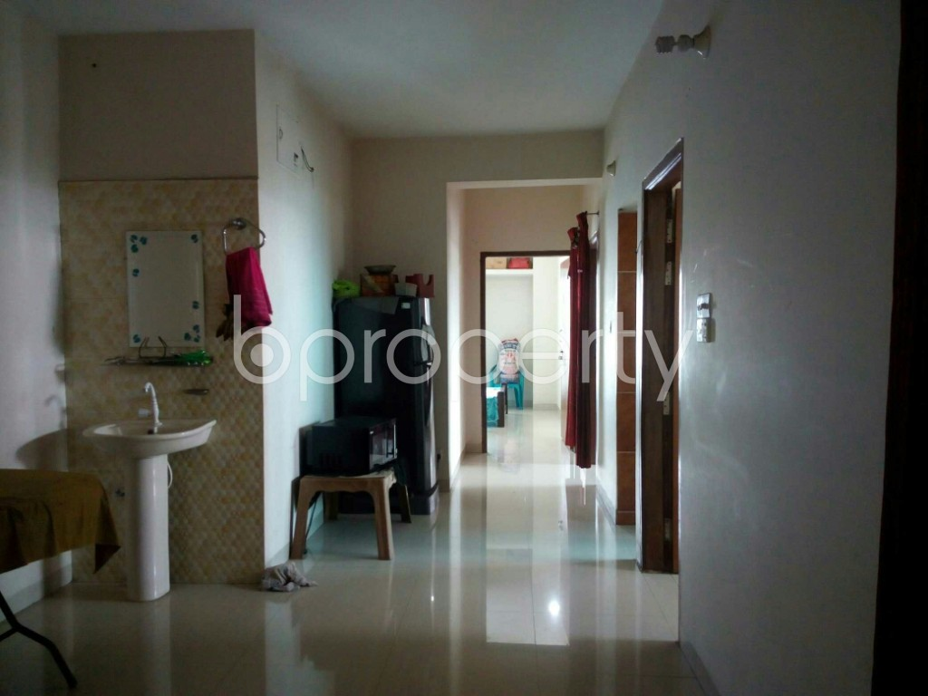 Dine/Dining - 4 Bed Apartment for Sale in Uttar Khan, Dhaka - 1869120