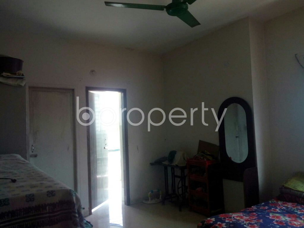 Bedroom - 3 Bed Apartment for Sale in Uttar Khan, Dhaka - 1869123