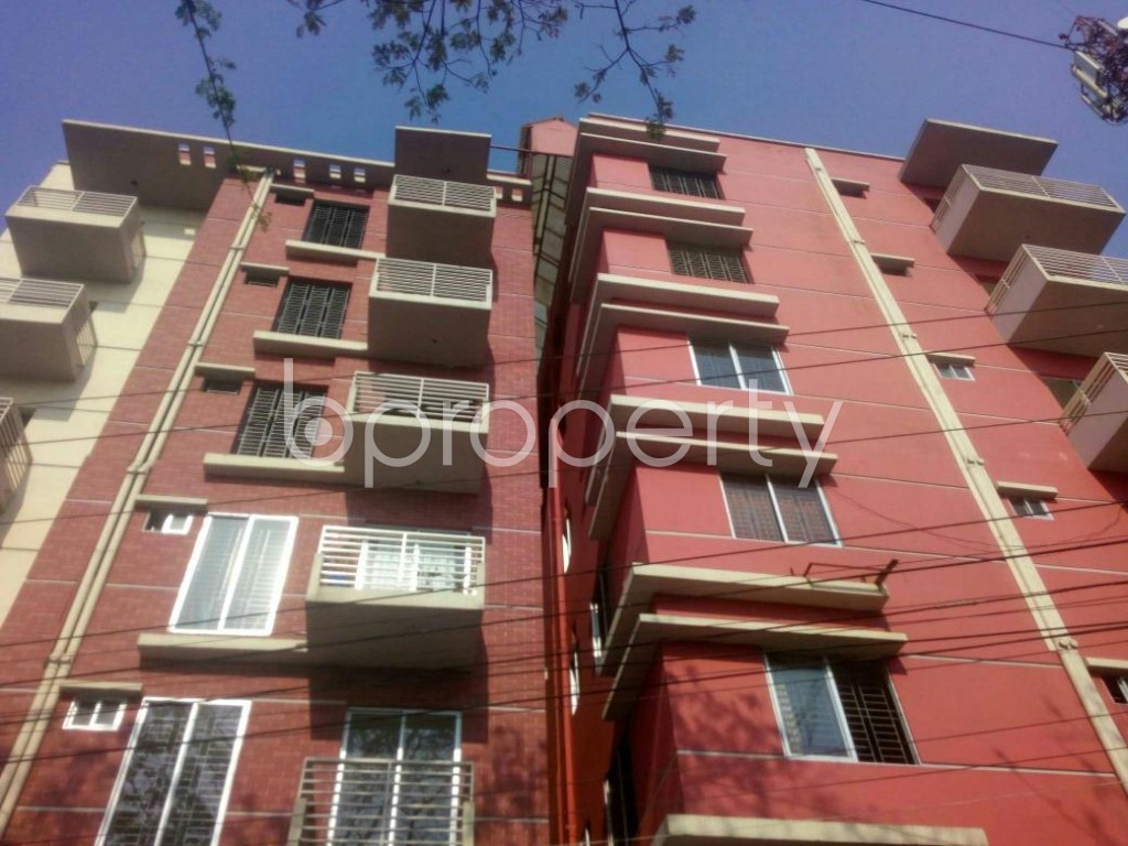 Front view - 3 Bed Apartment for Sale in Uttar Khan, Dhaka - 1869168