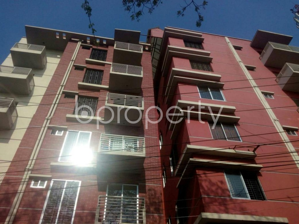 Front view - 3 Bed Apartment for Sale in Uttar Khan, Dhaka - 1869169