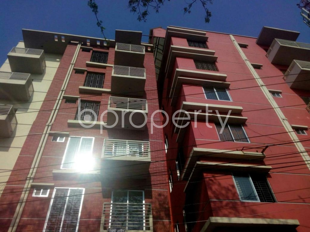 Front view - 3 Bed Apartment for Sale in Uttar Khan, Dhaka - 1869171