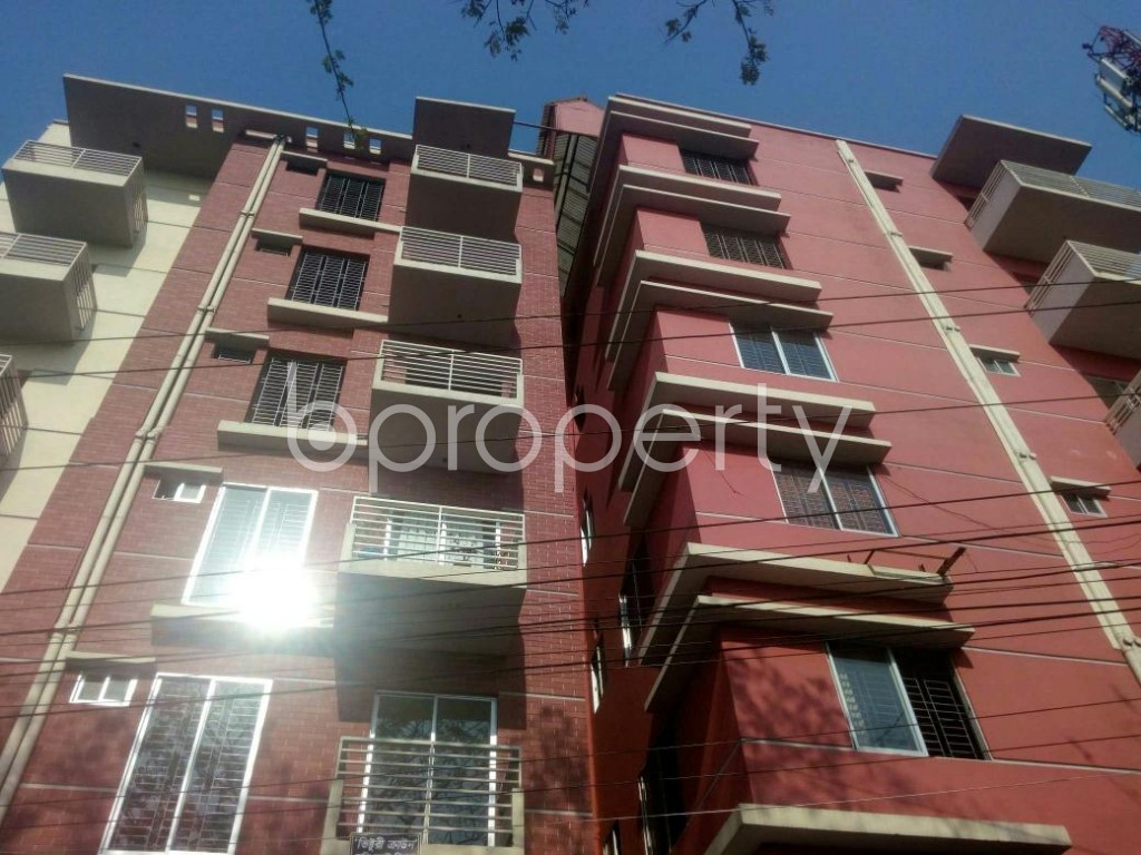 Front view - 3 Bed Apartment for Sale in Uttar Khan, Dhaka - 1869172