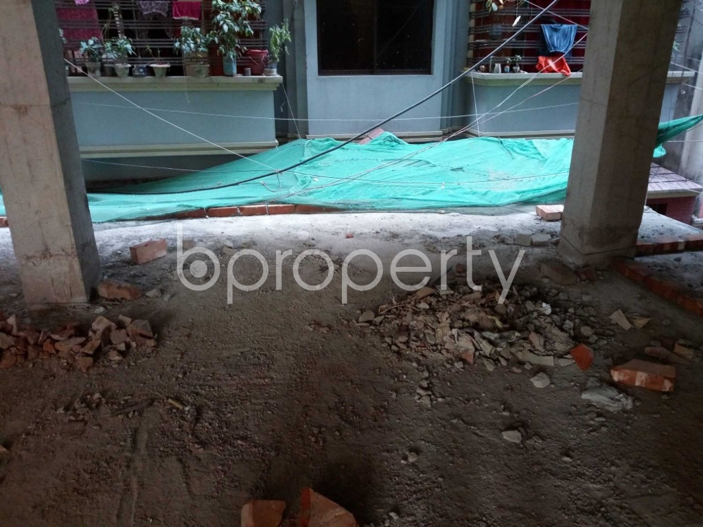 Bathroom - 3 Bed Apartment for Sale in North Shahjahanpur, Dhaka - 1869226