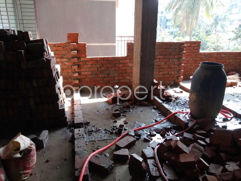 Kitchen - 2 Bed Apartment for Sale in North Shahjahanpur, Dhaka - 1869228