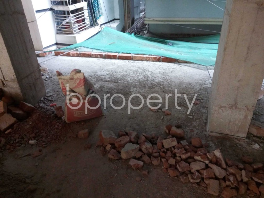 Kitchen - 3 Bed Apartment for Sale in North Shahjahanpur, Dhaka - 1869247