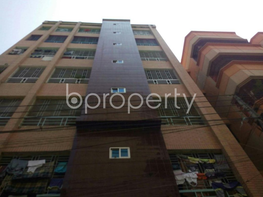 Front view - 3 Bed Apartment to Rent in Narayanganj, Narayanganj City - 1869369