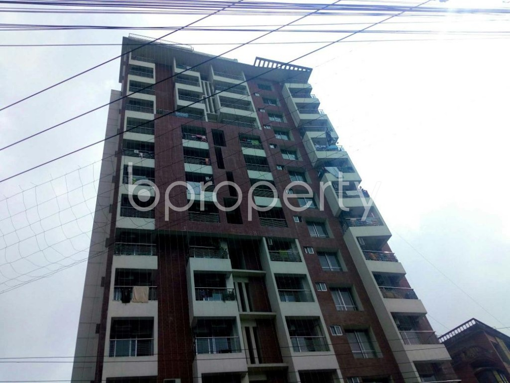 Front view - 3 Bed Apartment to Rent in South Khulsi, Chattogram - 1869413