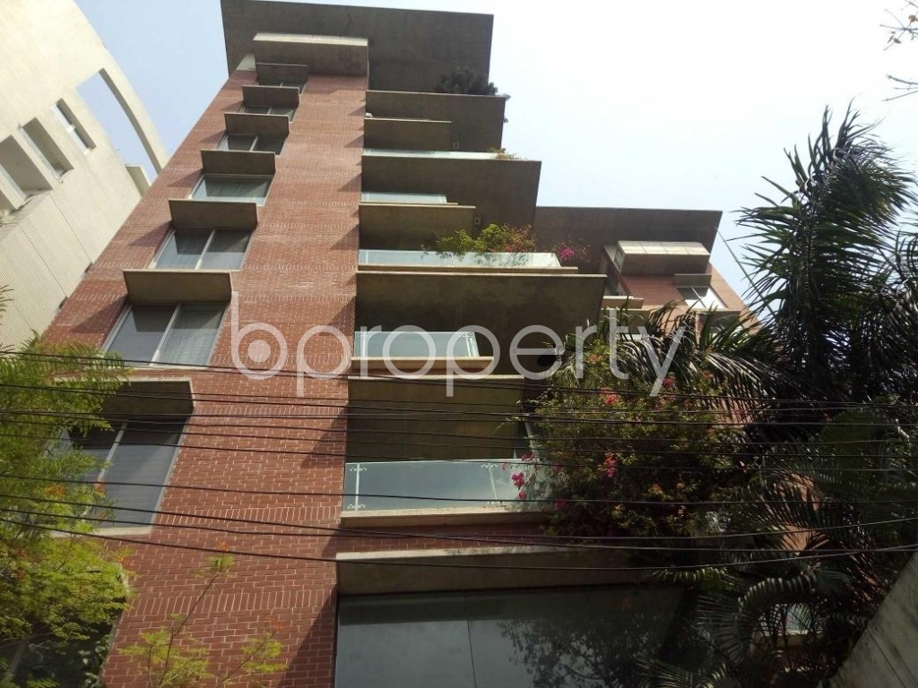 Front view - 4 Bed Apartment to Rent in Gulshan, Dhaka - 1869905