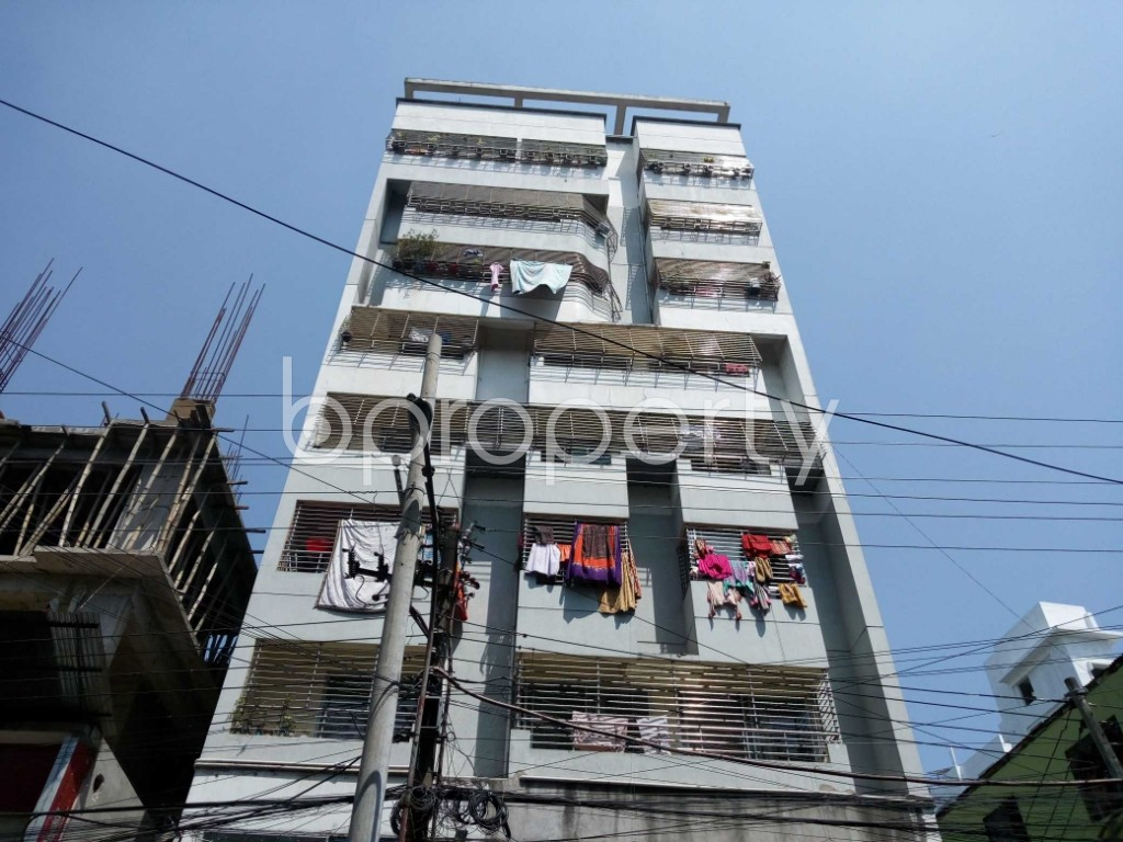 Front view - 3 Bed Apartment for Sale in Kazir Dewri, Chattogram - 1870699