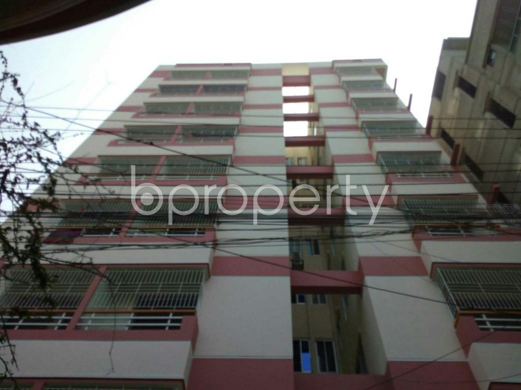 Front view - 3 Bed Apartment to Rent in Jhautola, Cumilla - 1870933