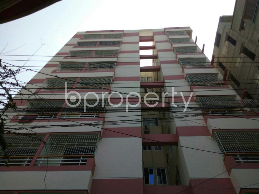 Front view - 3 Bed Apartment to Rent in Jhautola, Cumilla - 1870934