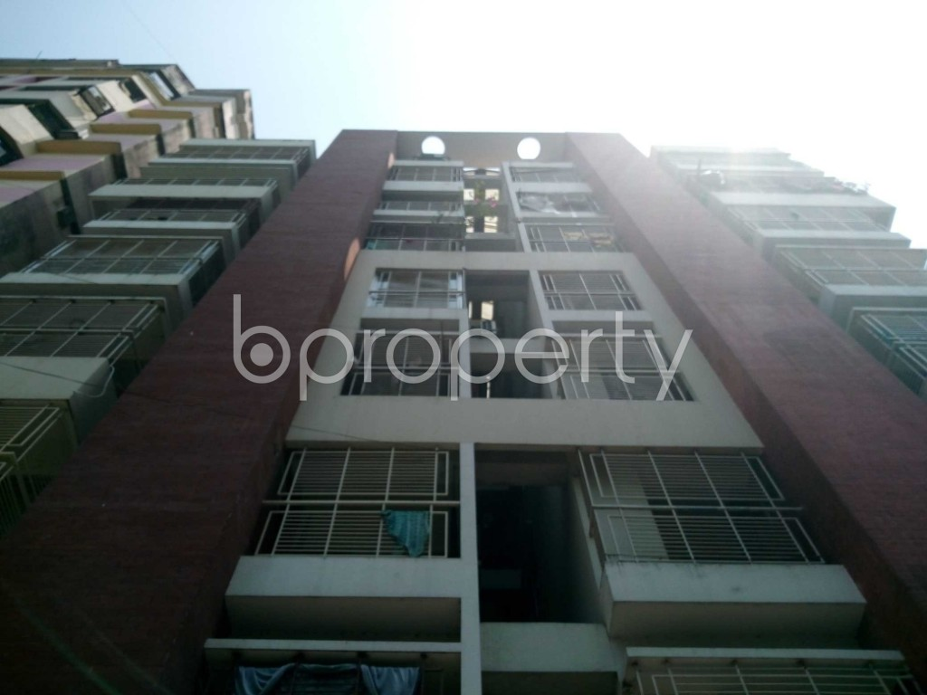 Front view - 3 Bed Apartment for Sale in 22 No. Enayet Bazaar Ward, Chattogram - 1871024