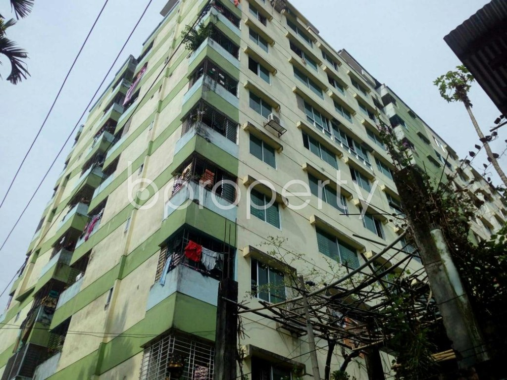 Outside view - 2 Bed Apartment for Sale in Jalalabad, Sylhet - 1871397
