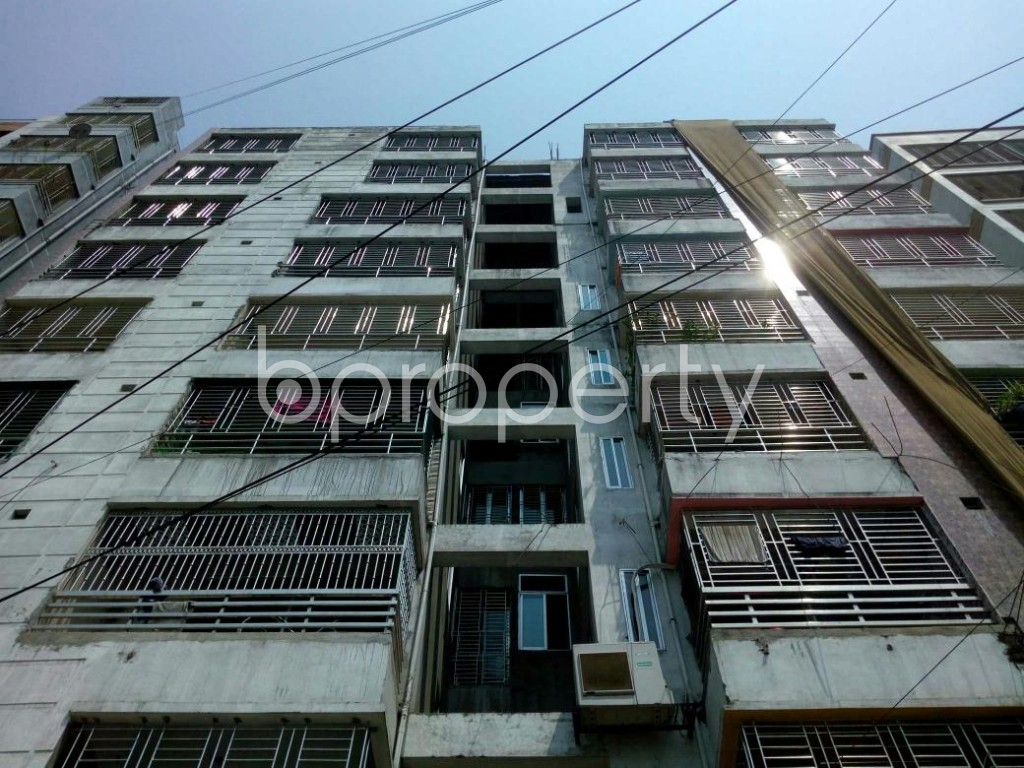 Front view - 3 Bed Apartment for Sale in Kandirpar, Cumilla - 1871479