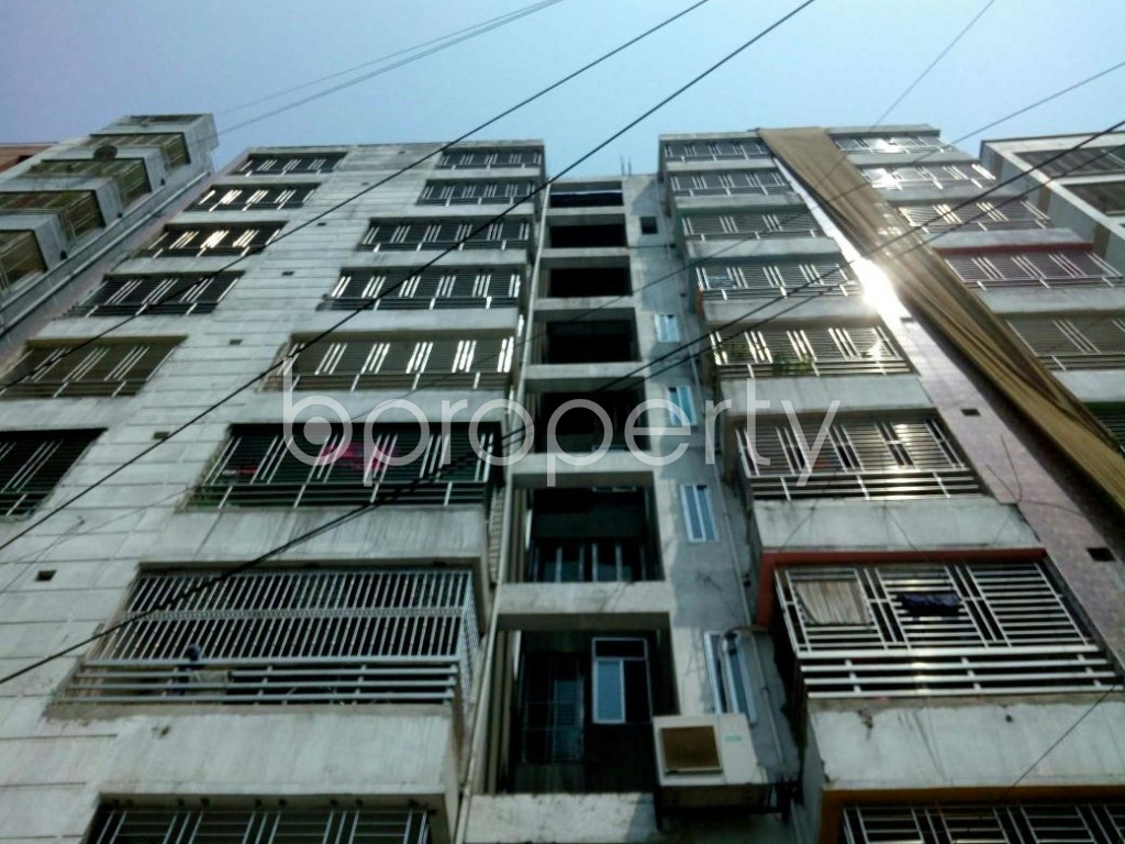 Front view - 3 Bed Apartment for Sale in Kandirpar, Cumilla - 1871480