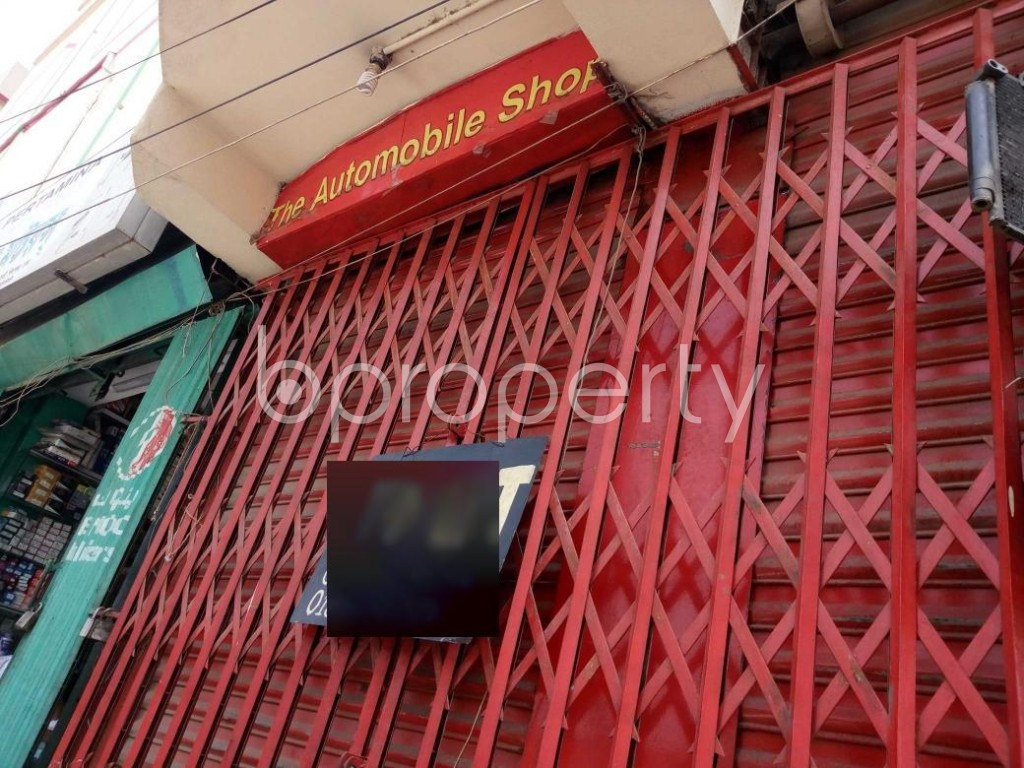 Front view - Shop to Rent in Kuril , Dhaka - 1871494