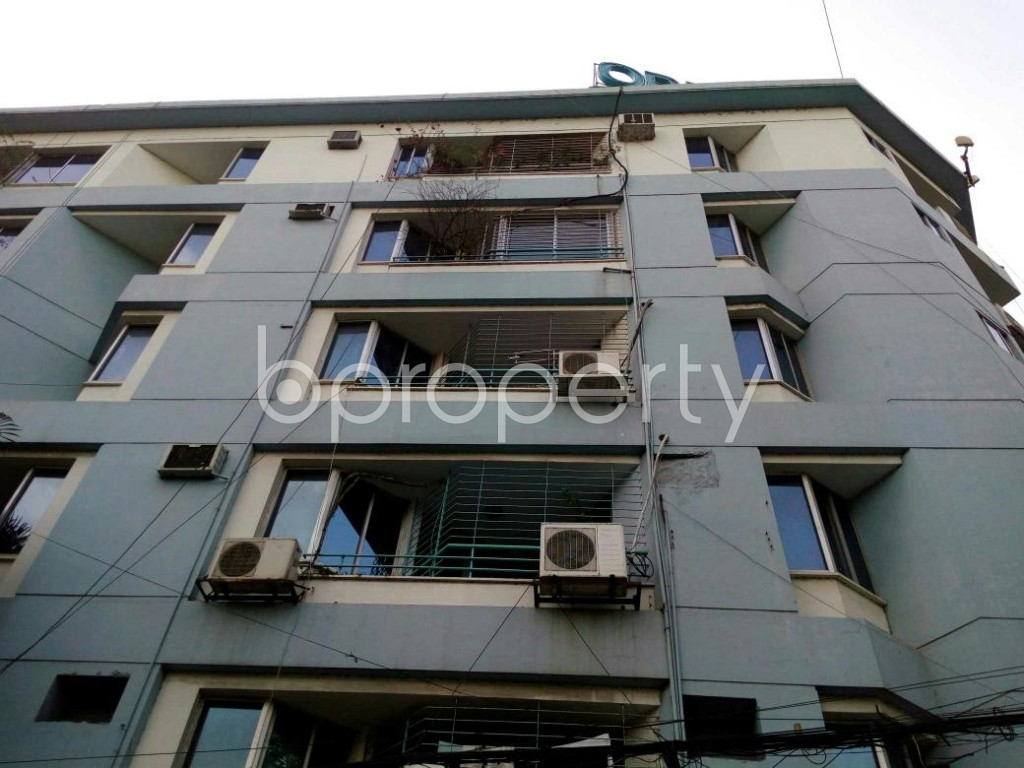 Front view - 3 Bed Apartment for Sale in Dhanmondi, Dhaka - 1871902
