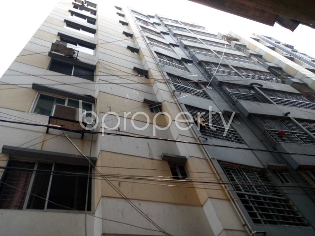 Front view - 3 Bed Apartment for Sale in 22 No. Enayet Bazaar Ward, Chattogram - 1872111