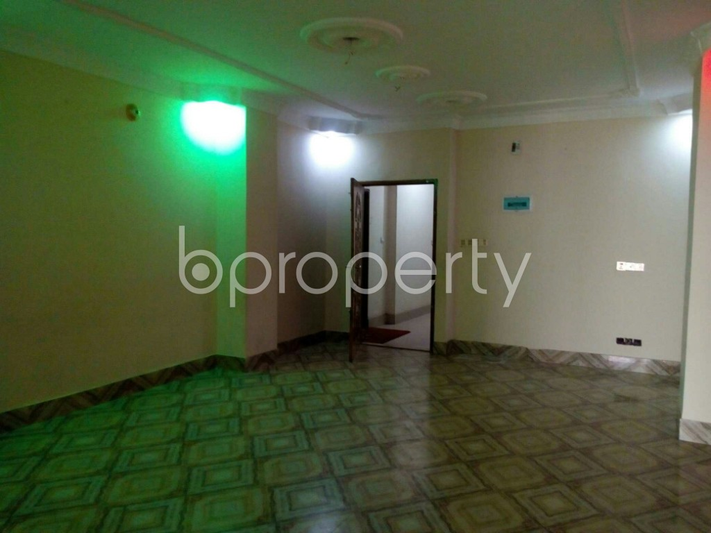 Dine/Dining - 3 Bed Apartment to Rent in Fatulla, Narayanganj City - 1872205